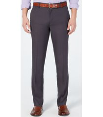 alfani men's alfatech classic-fit stretch pants, created for macy's
