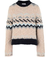 see by chloé wrap cardigans