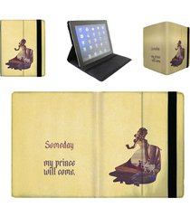 snow white disney princess someday quote tablet flip case