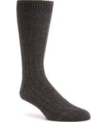 men's pantherella 'waddington' cashmere blend mid calf socks