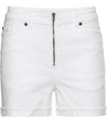 shorts a vita alta (bianco) - rainbow