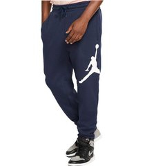 pantalon nike jumpman logo flc hombre