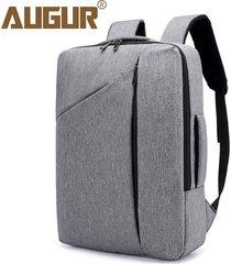 mochila para hombre, bolsa de equipaje de mano mochila bolso de los-gris