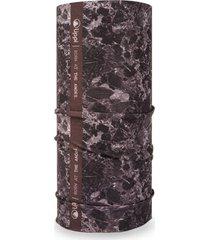 bandana black marmol q-dry negro lippi