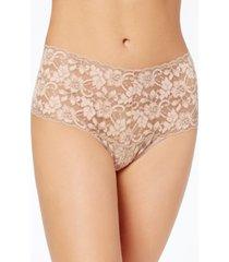 hanky panky retro high-waist lace thong 591924