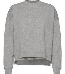 isoli sweat-shirt tröja svart ganni