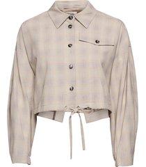 bryce overhemd met lange mouwen crème baum und pferdgarten