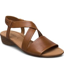sandals shoes summer shoes flat sandals brun gabor