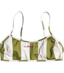 quiksilver womens the new geo bikini top