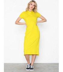 polo ralph lauren short sleeve casual dress maxiklänningar
