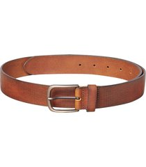 cinturón marrón tommy hilfiger petric belt