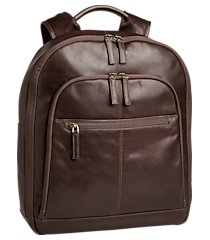 jos. a. bank leather backpack clearance
