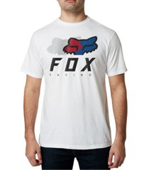 fox men's chromatic premium logo t-shirt