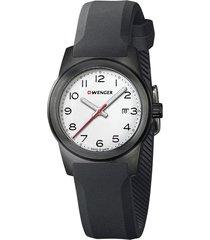 reloj  wenger field 01.0411.135 mujer