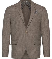 6634 - star easy normal blazer kavaj brun sand