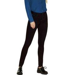 jeans skinny medium rise fit esprit