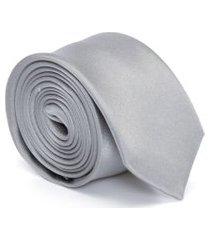 gravata gv - cinza