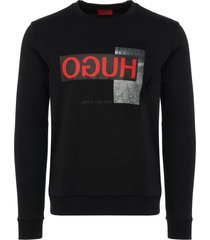 hugo boss black dicago-u1 sweatshirt 50388469-001