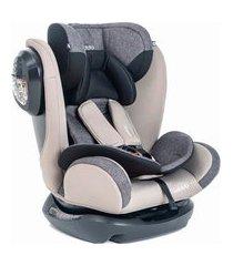 cadeira auto stretch kiddo melange cappuccino 0 a 36kg 568amcs
