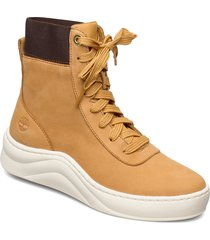 ruby ann f/l 6in shoes boots ankle boots ankle boots flat heel brun timberland