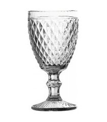 conj de taças de água transparente 6 peças