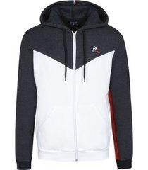 sweater le coq sportif sweetshirt à capuche saison numéro 1