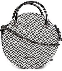 bolsa dumond mini bag redonda palha feminina