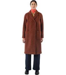 deb rust coat