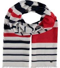 fraas nautical stripe scarf