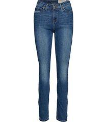 pants denim slimmade jeans blå esprit casual