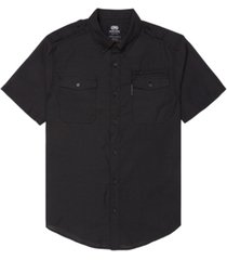 ecko unltd men's next gen stripeze woven shirt
