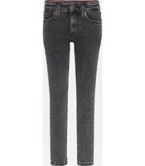 jeans simon skinny gris tommy hilfiger