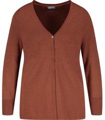 samoon jacket 131010 / 29182 cognac - size 46 / extra 1