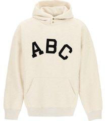 fear of god sweatshirt with hood