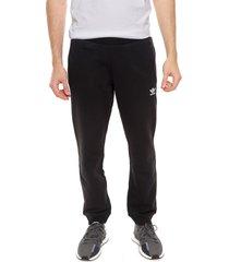 pantalon negro adidas originals  trefoil pant