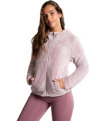 polar hoodie shaggy kali rosa bsoul