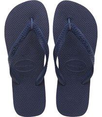 sandalias chanclas havaianas para hombre azul top