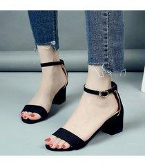 sandalias para mujer lay7212200-negro