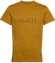 retki men's t-shirt t-shirts short-sleeved brun halti