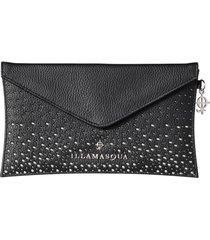 illamasqua leatherette pouch