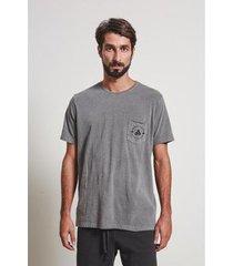 camiseta armadillo t-shirt silk elos masculina