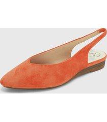 slipper naranja betsy