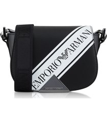 emporio armani signature shoulder bag