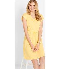 duurzame jurk, biologisch katoen