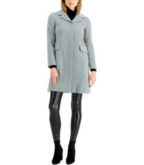 weekend max mara tweed coat
