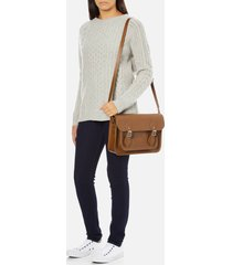 the cambridge satchel company women's 13 inch magnetic satchel - vintage