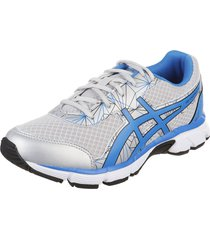 zapatilla azul asics gel light play 4