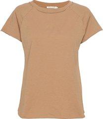 adea t-shirts & tops short-sleeved beige rabens sal r
