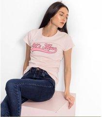 camiseta para mujer en jersey rosa-mag color-rosa-mag-talla-m
