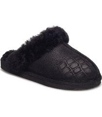 jessica slippers tofflor svart shepherd